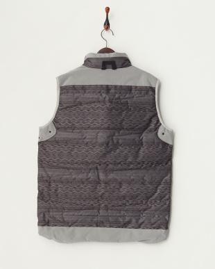 Gray  Thirteen Lupus Down Vest見る