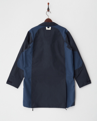 Navy Thirteen Junkers Coat見る