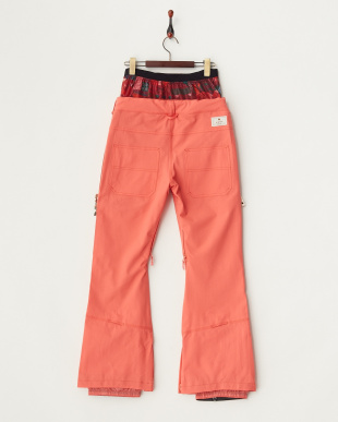 Spiced Coral Women's Zippy Pant見る