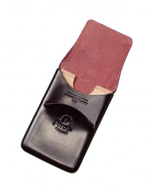 メランザーナ  1249 レザーカードケース見る