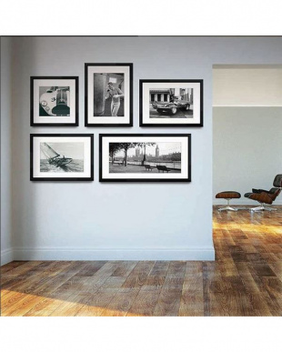 モノクロフォトアートシリーズ Robert Redford&Barbra Streisand見る