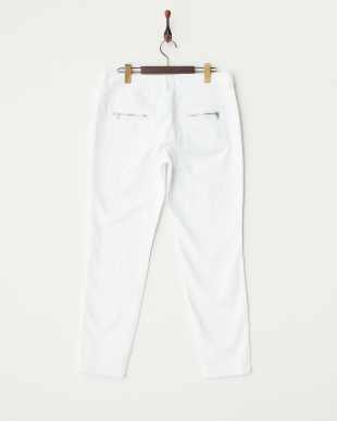 BRIGHT WHITE Five Pocket JEANS見る