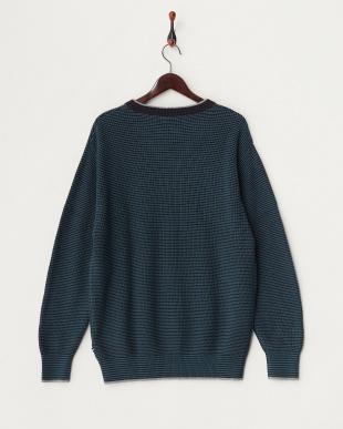 BRIGHTCBLT 40P Vネックセーター見る
