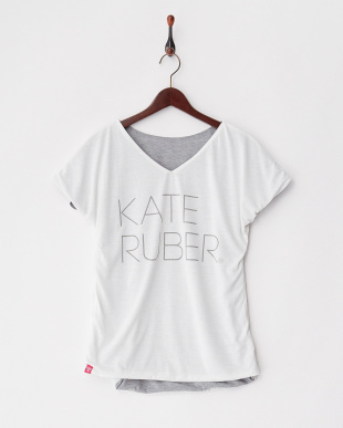 グレー×ホワイト グレー×ホワイト サウナクチュール Tシャツ見る