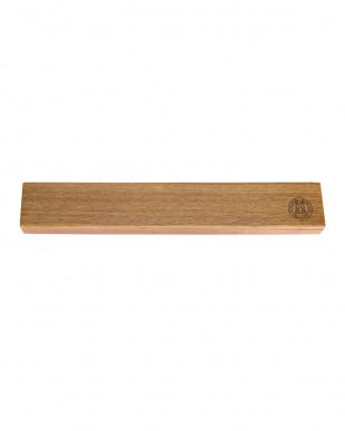 マグネット式アカシア材ナイフバー 45cm見る