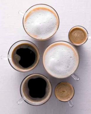 COFFEE (コーヒー)カップ&ソーサー 2個セット見る