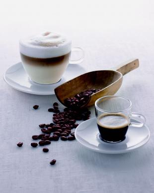 COFFEE (カプチーノ)カップ&ソーサー 2個セット見る