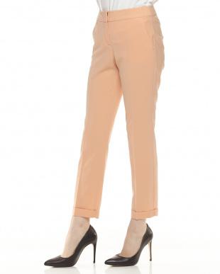 ライトオレンジ BIGA Long pants見る