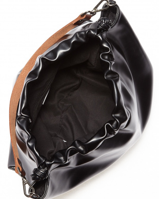 Black Java 巾着トートバッグ見る