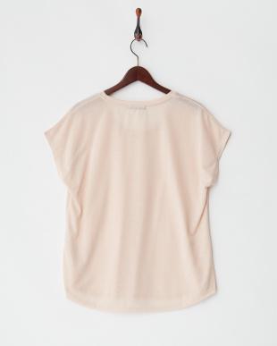 PINK  シンプルTシャツ見る