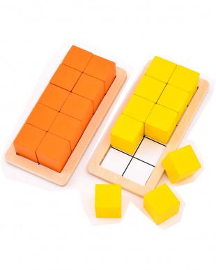 幼児のパズル道場 けいさんブロック見る