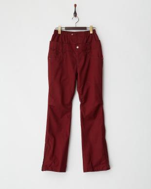ボルドー  X-Skinny Pants│WOMEN見る