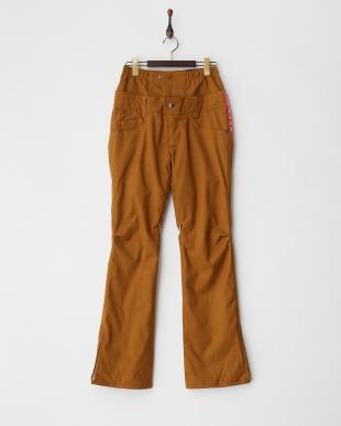 キャメル  X-Skinny Pants│WOMEN見る