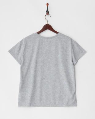 グレー  TROPICAL DAYS LOGO Tシャツ見る