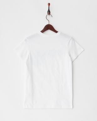 ホワイト  ROXY PKT Tシャツ見る