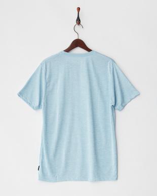 ライトブルー  MW LIFE SS シンプルロゴ速乾サーフTシャツ見る