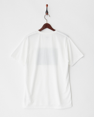 ホワイト  PHOTOG MTZ SS モノトーンフォト速乾サーフTシャツ見る