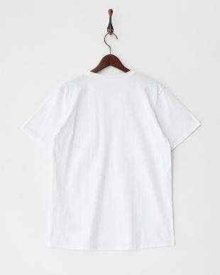ホワイト  SEAM TECH ST QUIK TECH 涼感速乾ポケットTシャツ見る