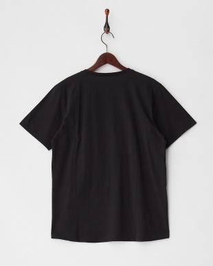 ブラック  SEAM TECH ST QUIK TECH 涼感速乾ポケットTシャツ見る