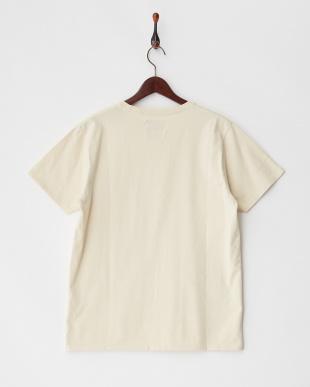 アイボリー  VINTAGE PK ST Vintage Surf ベーシックポケットTシャツ見る
