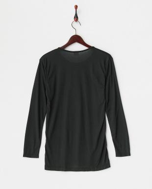 BK  HEAT-BIZ 薄手 クルーネック長袖Tシャツ見る