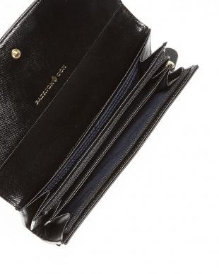 グリーン  クィーンチェック 長財布見る