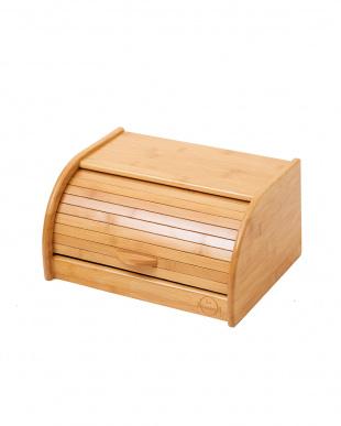 竹製ブレッドケース見る