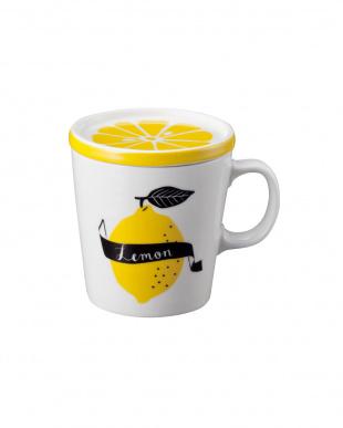 LEMON DAILY  フルーツマグカップ 2個セット見る