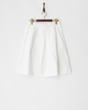 ホワイト エンブロイダリースカート見る