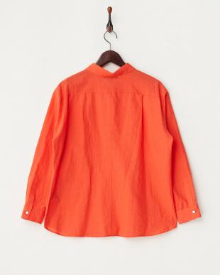 オレンジ  フォレスタローン2WAYシャツ見る