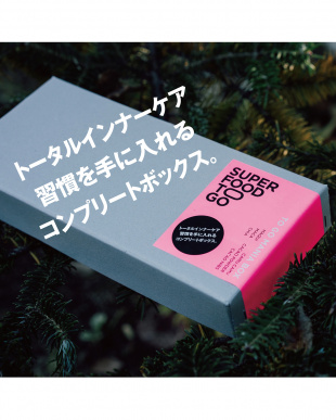 「TO GO MANIA BOX」スーパーフード6種入り見る
