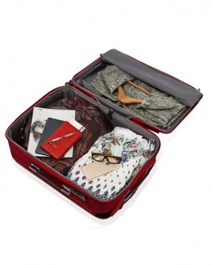 red Voylux Vertical 28 スーツケース見る