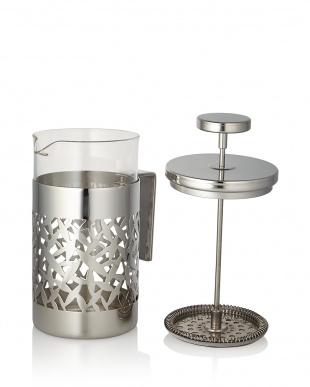 CACTUS! プレスフィルターコーヒーメーカー 8カップ用(720mL)見る
