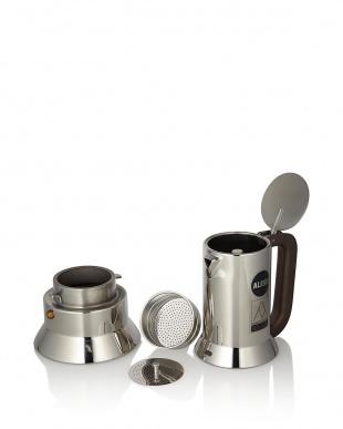 9090 エスプレッソコーヒーメーカー 6カップ用(300mL)見る