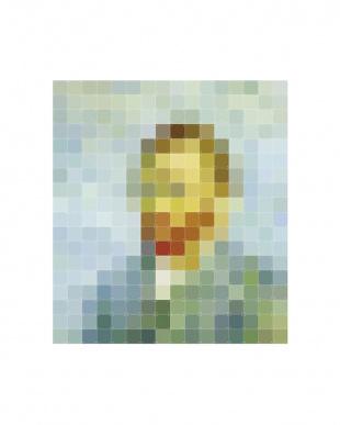 ウォールピクチャー ピクセル ゴッホ 160×180cm見る