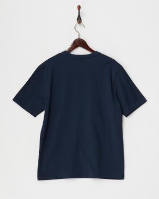 ネイビー  Splendor Twist ポケットTシャツ見る
