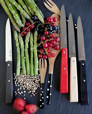 テーブルナイフ 4色セット ロフト見る