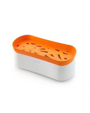 オレンジ パスタクッカー見る