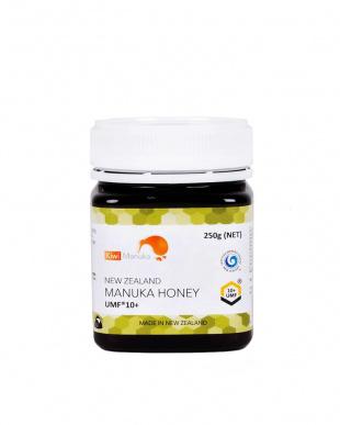 「健康と美味しさを求めるなら」 Kiwi マヌカハニー10+ 250g 2個セット見る