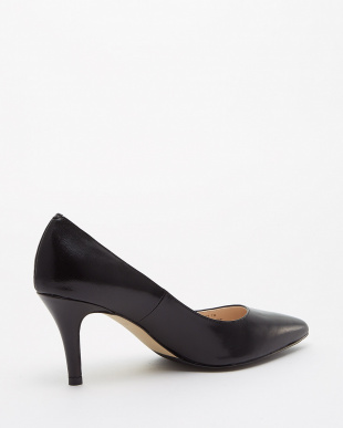 BLACK JULIANA PUMP 75見る
