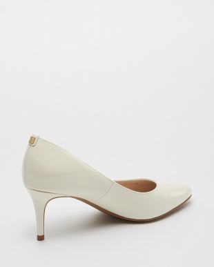 IVORY PATENT KELSEY PUMP 65 WP見る