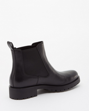 BLACK WP LEATHE  JANNIE BOOTIE WP II見る