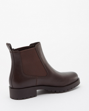 CHESTNUT WP LEATHE  JANNIE BOOTIE WP II見る