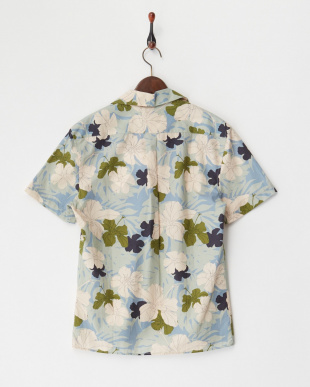 ブルー×グリーン TAHITIシャツ見る