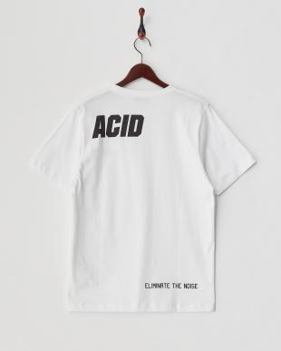 ホワイト ACID Tシャツ見る
