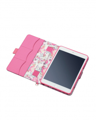 ディープピンク  iPad mini 4用ソフトレザーケース見る
