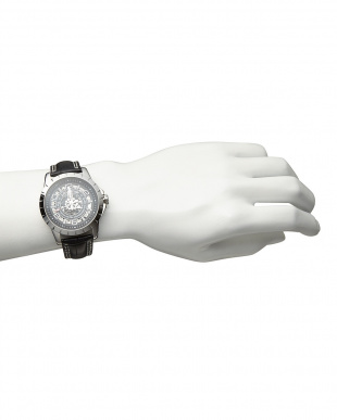 シルバー  機械式腕時計 038|MEN見る