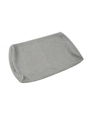 グレー FranceBed エアレートピロー スタンダード ハードタイプ 枕カバー2枚付き見る