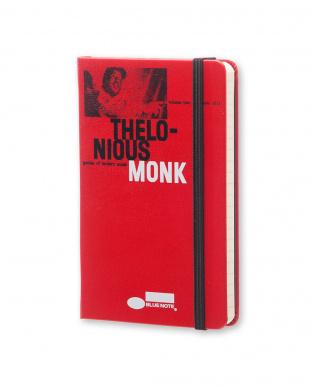 レッド Genious of Modern Music Vol.2 ブルーノート ノートブック/横罫・ポケットサイズ見る
