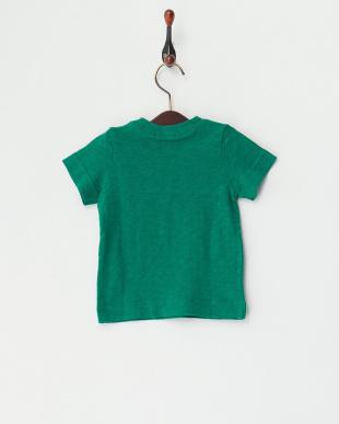グリーン 杢天竺 Wonderful Tシャツ見る